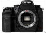 Sigma SD1 APS-C 15x3MP DSLR